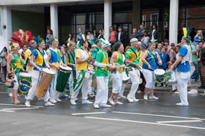 Nottingham School of Samba